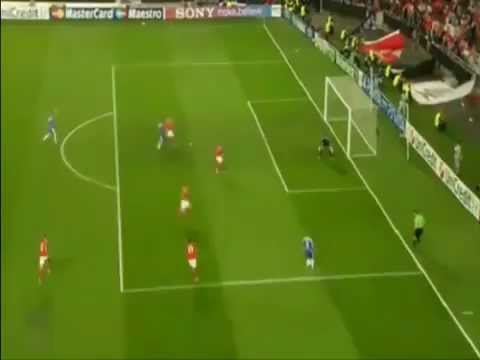 Benfica 0-1 Chelsea All Goals And Highlights Champions League Quater Finals 27/03/12 HD