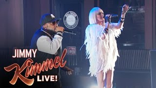 "Big Grams - Performs ""Drum Machine"