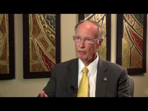 Alabama Governor Robert Bentley on tax increases