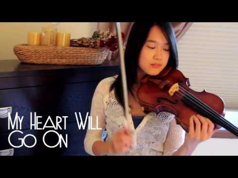 Celine Dion- My Heart Will Go On Violin Cover (Titanic Theme...