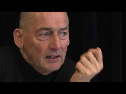Interview Rem Koolhaas voor de talkshow van de Haagse Muziek3daagse
