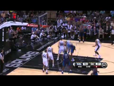 NBA CIRCLE - Dallas Mavericks Vs San Antonio Spurs Highlights 14 March 2013 www.nbacircle.com