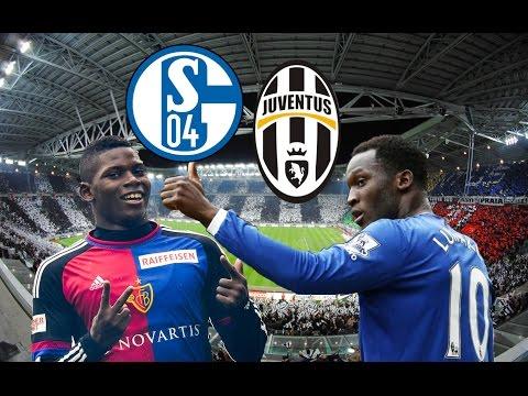 Lukaku zu Juventus Turin? Embolo wechsel zu Schalke fix! Transfer News