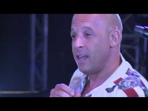 xXx Reactivado: Nicky Jam y Vin Diesel cantan juntos thumbnail