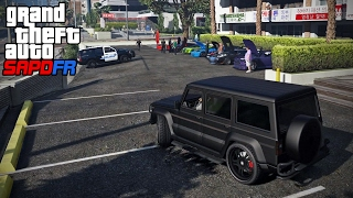 GTA SAPDFR - DOJ 81 - Stalking A Car Meet (Criminal)
