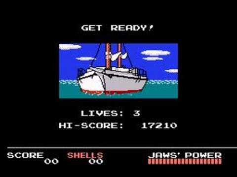 Let's Play Jaws 1: Murder Most Aquatic