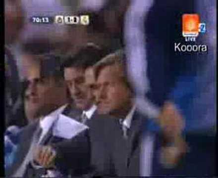 Valladolid 1 - 1 Real Madrid ( lopez )