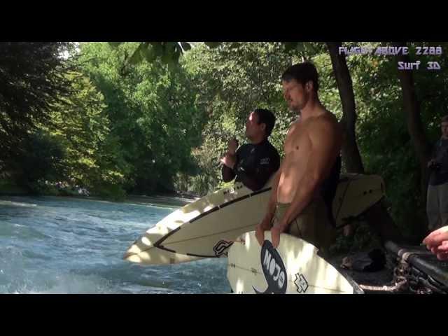 Highspeed Wave Surfing サーフィン高速波