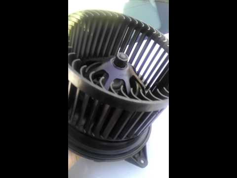 2002 Ford Focus SE Heater & AC Blower Motor