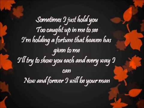 Richard Marx  now And Forever Instrumental video