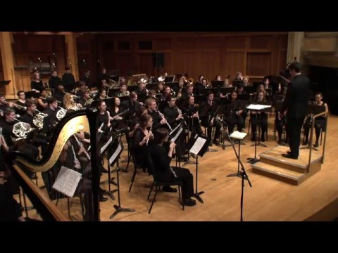 Lawrence University Symphonic Band & Wind Ensemble - March 11, 2016