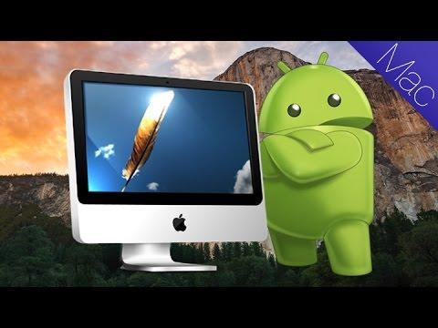 Cómo usar Apps Android en Mac o PC Windows