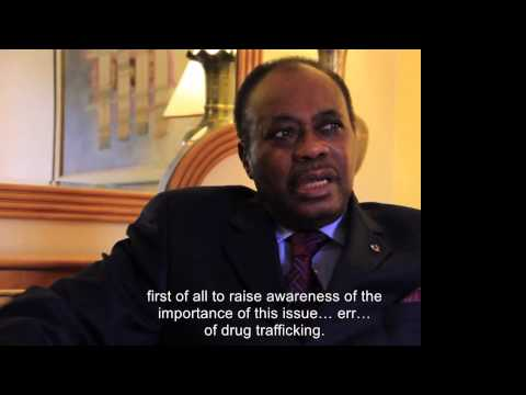 Mr Edem Kodjo (on Drug Trafficking in Mali)