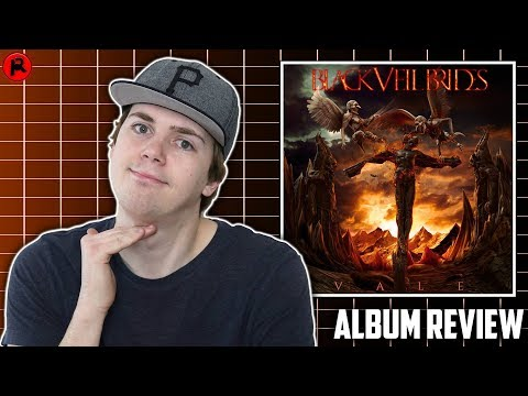 BLACK VEIL BRIDES - VALE | ALBUM REVIEW