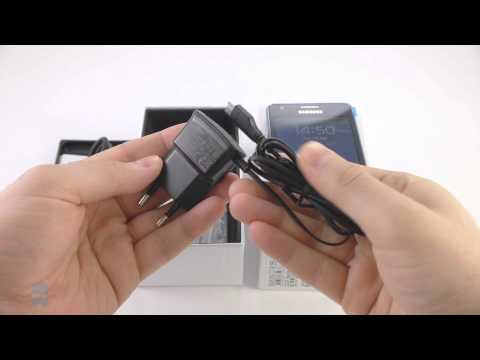 Samsung Galaxy S II Plus Unboxing