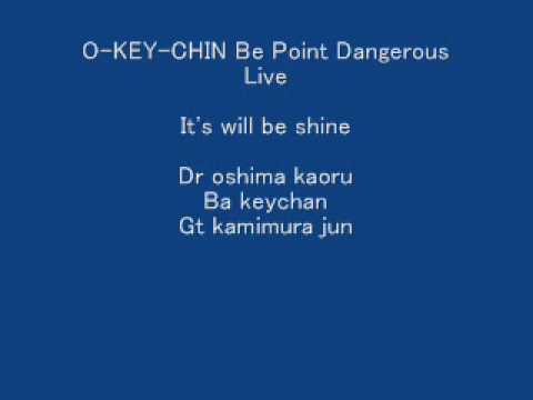 O-KEY-CHIN Live It's will be shine.wmv Video