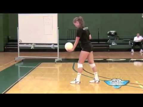 AVCA Video Tip of the Week: Generating Jump Serve Speed