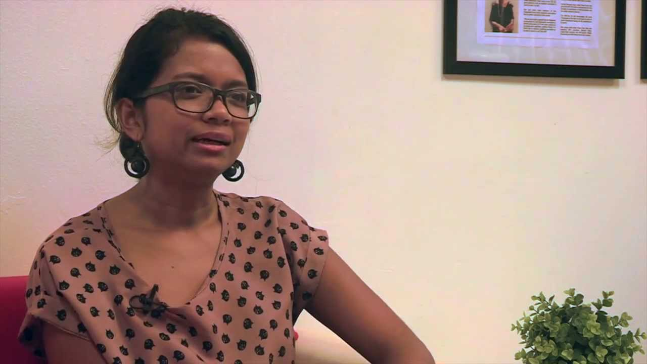 Video Chin Peng Reporting on Chin Peng