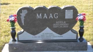 Steve Irwin talks headstone art