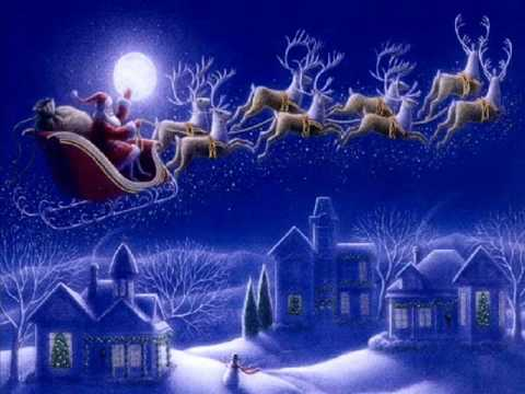 Rudolph the red-nosed reindeer-Gene Autry-(lyrics+song)