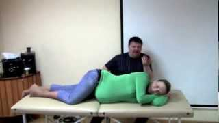 Чикуров. Мягкие мануальные техники у беременных