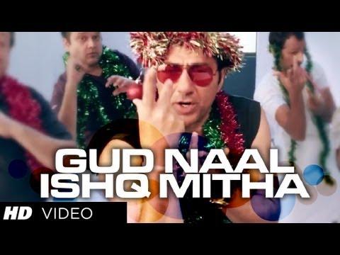 Gud Naal Ishq Mitha I Love NY Song ★ SUNNY DEOL KANGANA RANAUT...