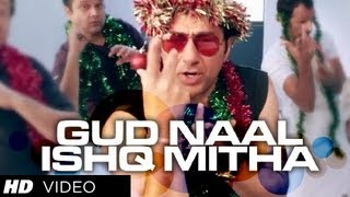 &quot;GUD NAAL ISHQ MITHA&quot; I LOVE NY VIDEO SONG  SUNNY DEOL, KANGANA RANAUT