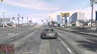 intel core i5 6500+nvidia 970 gta V in game
