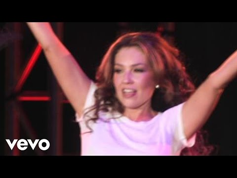Thalía - Amor A La Mexicana (viva Tour - En Vivo) video