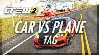 The Crew 2 - Car vs Plane TAG! (Mini Game)