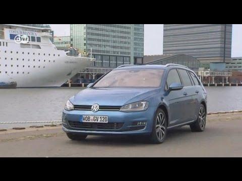 Концерн Volkswagen представляет новый Golf Variant