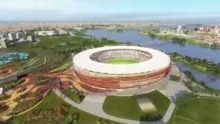 The new Perth Stadium latest YouTube video
