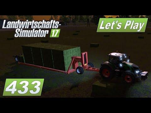LS17 #433 Genug Grasballen für die Tiere #Lets Play Landwirtschafts Simulator 2017 mod map #deutsch