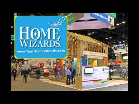 Home Wizards - Cindy and Eric visit the NAHB's International Builders Show in Las Vegas, Nevada