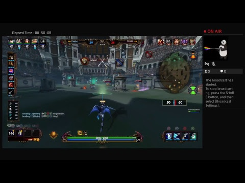 DaddyPampers's Live PS4 Broadcast