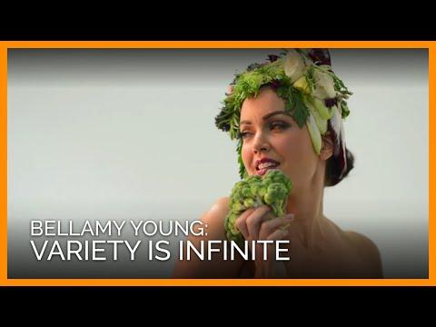 Longtime Vegan Bellamy Young: Variety Is Infinite