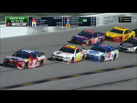 NASCAR 2017 Highlights