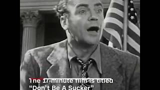 White nationalism in the US -  WWII anti-racism film