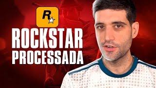 Rockstar PROCESSADA por coisa RIDÍCULA e a liberdade de expressão nos Estados Unidos