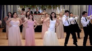 Surprise Wedding Party Dance - Maya + Daniel