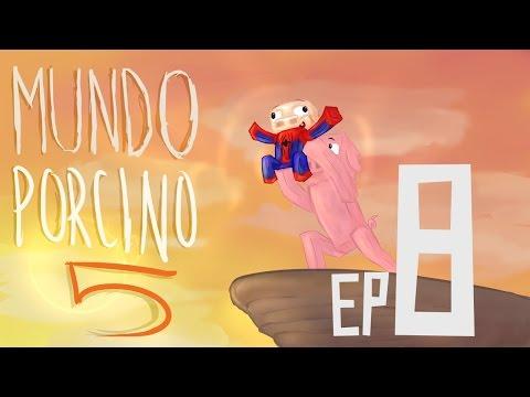 POR LOS AIRES | EP.8 | MUNDO PORCINO 5