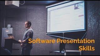 Software Presentation Skills