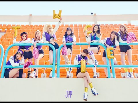 TWICE(트와이스) Cheer Up MV Teaser 160425 Fan Made YouTube