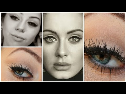 Adele - Hello Inspired Makup Tutorial -Addicted2TooFaced