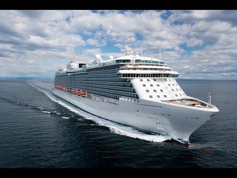 Обзор лайнера Regal Princess компании Princess Cruises от FOUR GATES UKRAINE