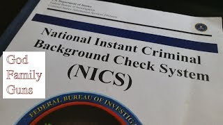 Understanding The FBI Criminal Background Check System