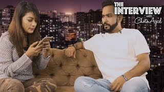Irin Afrose's BREAK UP on The Interview w/ ChotoAzad