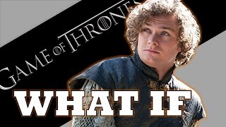 Game of Thrones WHAT IF: Sansa Marries Loras Tyrell + GIVEAWAY WINNERS!