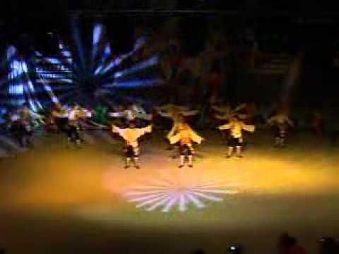 TUFAG 2007 ALTIN KARANFIL HALK DANSLARI FEST�VAL� - TUFAG �zel Gecesi - Fethiye