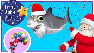 Christmas Shark + More! | Little Baby Boogie | LBB | Christmas Songs For Kids